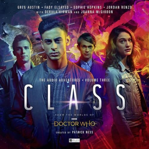 CLASS - Volume 3 Limited Edition Boxed Set - Big Finish Audio Drama on 3 CDs