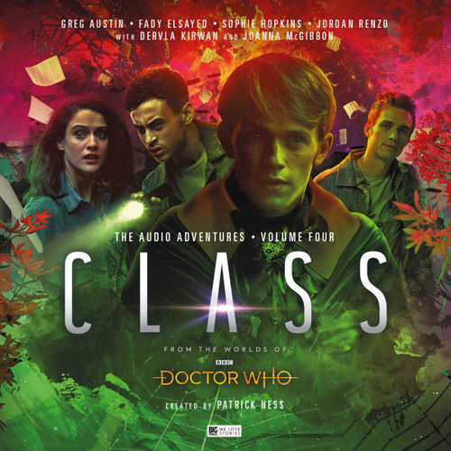 CLASS - Volume 4 Limited Edition Boxed Set - Big Finish Audio Drama on 3 CDs