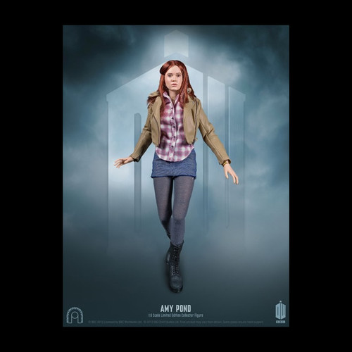 Big Chief Studios - Amy Pond (Karen Gillan) 1:6 Scale Limited Edition Figure