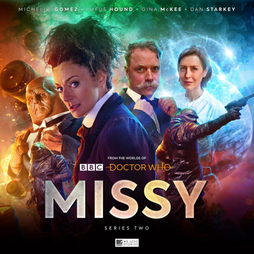 Doctor Who - MISSY: Series 2 - Big Finish Audio Drama Boxed Set (Pre-Order - Shipping September 1st)