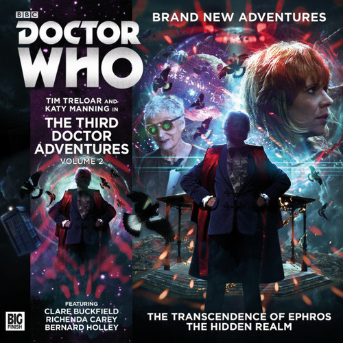 Doctor Who: Third Doctor Adventures Volume 2 - Big Finish Audio CD