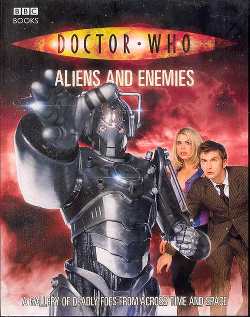 Doctor Who - ALIENS & ENEMIES - Soft Cover Book by Justin Richards