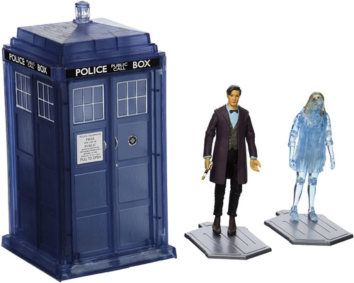 Doctor Who: HIDE - Special 3.75 Inch Action Figure Set with TARDIS - Character Options