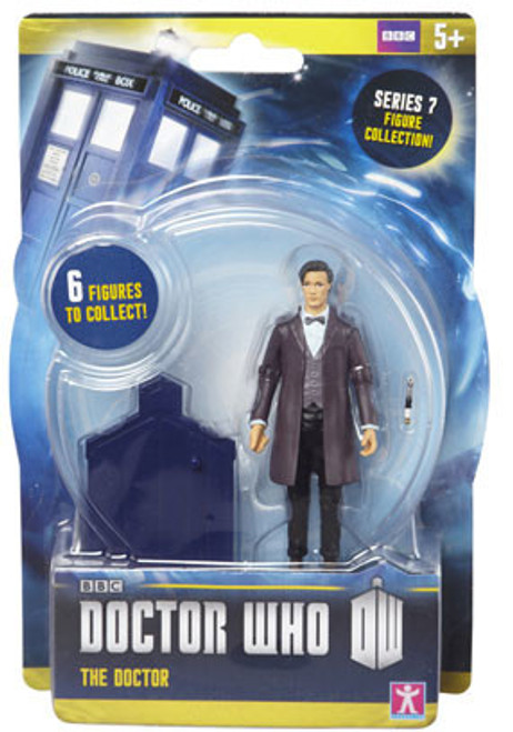 Doctor Who: THE 11th DOCTOR - Series 1 - 3.75 Inch Action Figure - Character Options