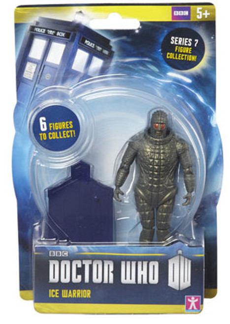 Doctor Who: ICE WARRIOR - Series 1 - 3.75 Inch Action Figure - Character Options