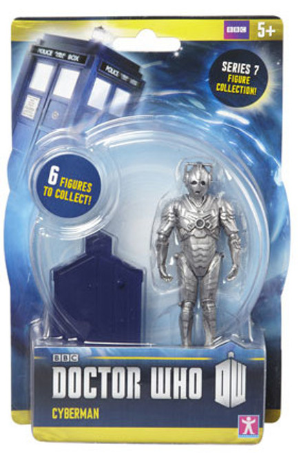 Doctor Who: CYBERMAN - Series 1 - 3.75 Inch Action Figure - Character Options