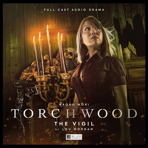 Torchwood #31: THE VIGIL - Big Finish Audio CD