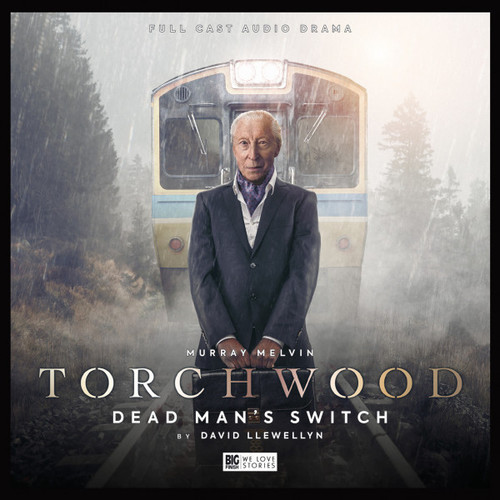 Torchwood #33: DEAD MAN'S SWITCH - Big Finish Audio CD