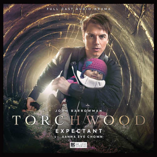 Torchwood #34: EXPECTANT - Big Finish Audio CD (Starring John Barrowman)