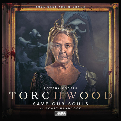 Torchwood #40: SAVE OUR SOULS - Big Finish Audio CD