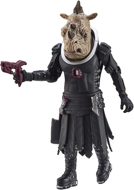 """DOCTOR WHO: JUDOON CAPTAIN  from """"Fugitive of the Judoon"""" - Series 11 Action Figure - Character Options"""