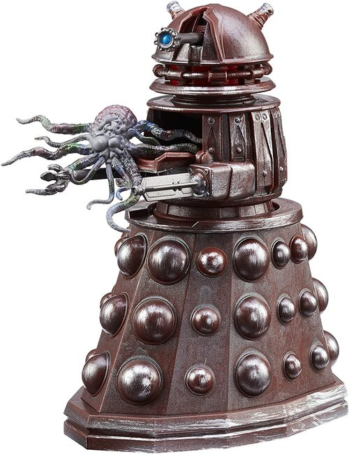 "DOCTOR WHO: RECONNAISSANCE SCOUT DALEK from the Episode ""Resolution"" - Series 11 Action Figure - Character Options"