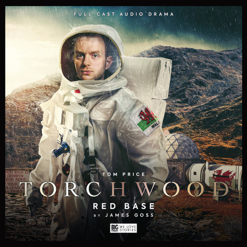 Torchwood #41: RED BASE - Big Finish Audio CD (Starring Tom Price)
