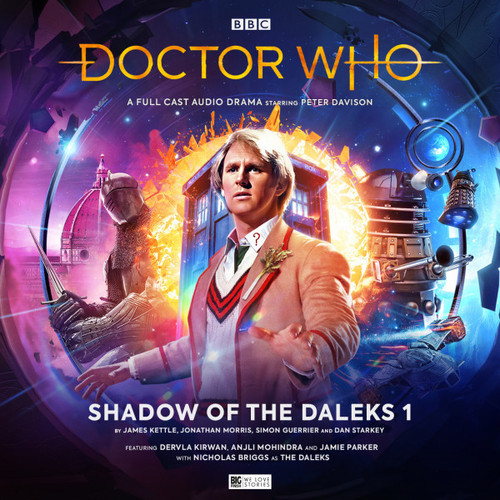 Doctor Who: The SHADOW OF THE DALEKS - Part 1 - Big Finish 5th Doctor Audio CD #269