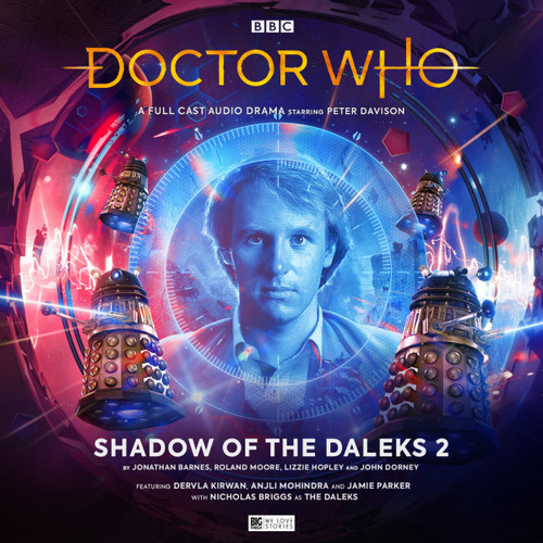 Doctor Who: The SHADOW OF THE DALEKS - Part 2 - Big Finish 5th Doctor Audio CD #270