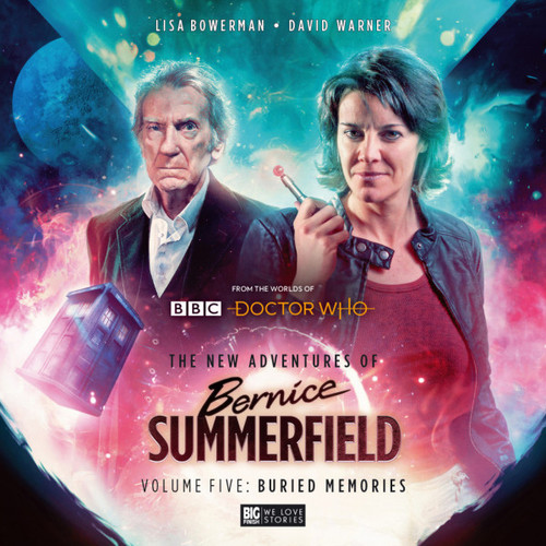 Bernice Summerfield: New Adventures Volume 5 - BURIED MEMORIES - Big Finish Audio Box Set