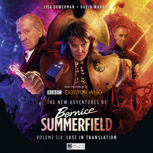 Bernice Summerfield: New Adventures Volume 6 - LOST IN TRANSLATION - Big Finish Audio Box Set