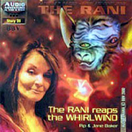 Audio Adventures In Time & Space #28: RANI REAPS THE WHILWIND (Starring Kate O'Mara) - BBV Audio Drama CD