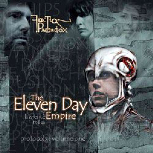 Audio Adventures In Time & Space Season 4 #2: THE FACTION PARADOX PROTOCOLS Vol 1 - THE ELEVEN DAY EMPIRE - BBV Audio Drama CD