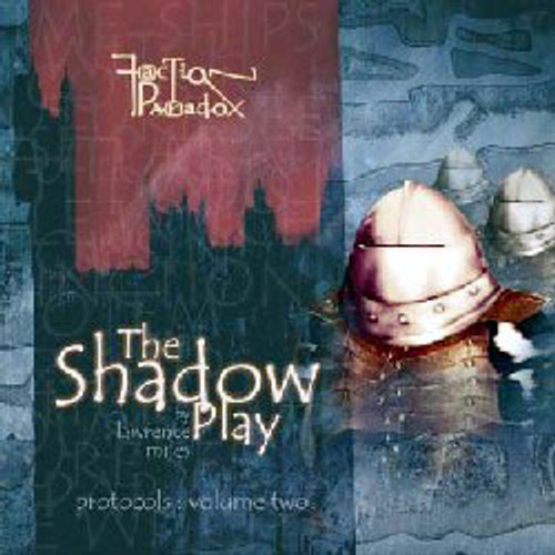 Audio Adventures In Time & Space Season 4 #3: THE FACTION PARADOX PROTOCOLS Vol 2 - THE SHADOW PLAY - BBV Audio Drama CD