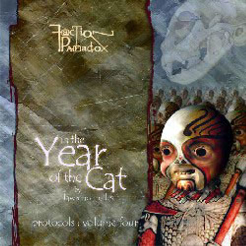 Audio Adventures In Time & Space Season 4 #8: THE FACTION PARADOX PROTOCOLS Vol 4 - THE YEAR OF THE CAT - BBV Audio Drama CD