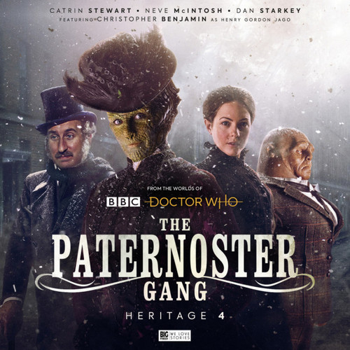 The Paternoster Gang: Heritage 4 - Big Finish Audio CD Boxed Set
