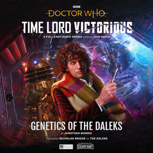 Doctor Who: TIME LORD VICTORIOUS: Genetics of the Daleks - 4th Doctor (Tom Baker) - A Big Finish Special Audio Drama