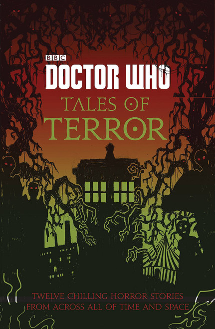 Doctor Who: TALES OF TERROR (BBC Hardcover Book)