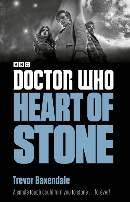 Doctor Who New Series Paperback - HEART OF STONE - 11th Doctor (Matt Smith) - BBC Series Book