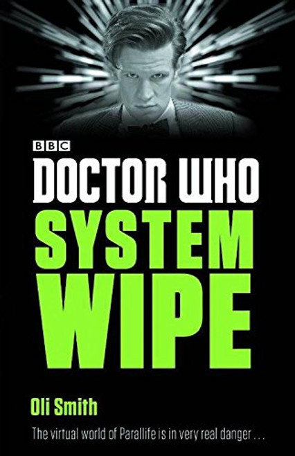 Doctor Who New Series Paperback - SYSTEM WIPE - 11th Doctor (Matt Smith) - BBC Series Book
