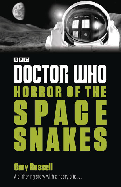 Doctor Who New Series Paperback - THE HORROR OF THE SPACE SNAKES - 11th Doctor (Matt Smith) - BBC Series Book