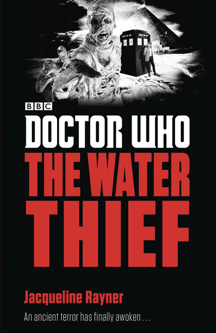 Doctor Who New Series Paperback - THE WATER THIEF - 11th Doctor (Matt Smith) - BBC Series Book