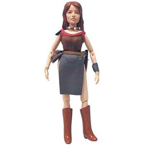 "Doctor Who: Retro 1970's MEGO Style 8"" Figure - LEELA - from Bif Bang Pow"