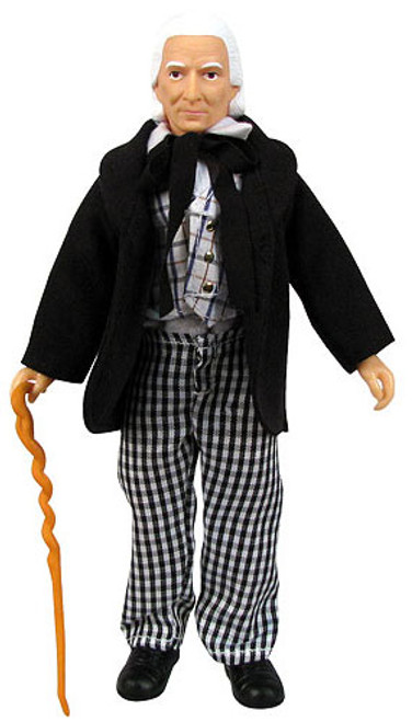 "Doctor Who: Retro 1970's MEGO Style 8"" Figure - FIRST DOCTOR (William Hartnell) - from Bif Bang Pow"