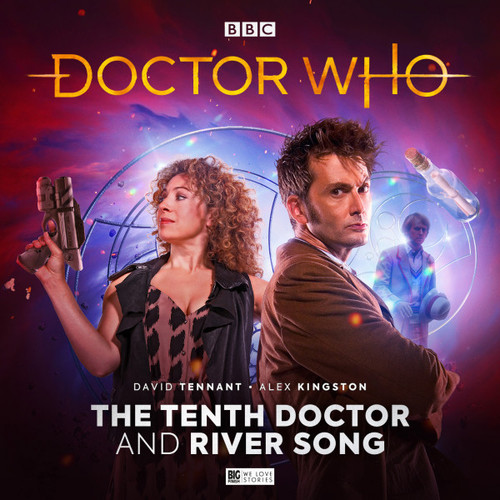 Doctor Who: The Tenth Doctor and River Song #1 - Big Finish Audio CD Boxed Set