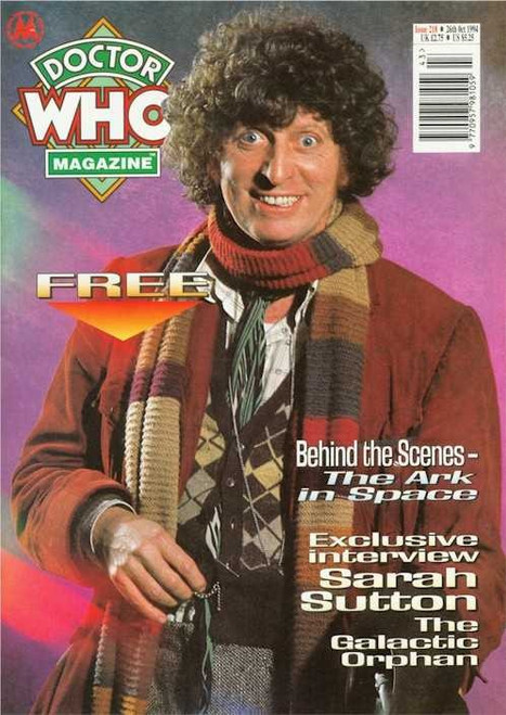 Doctor Who Magazine Issue #218 -