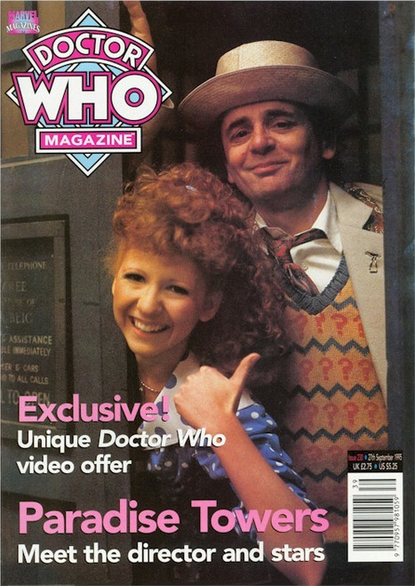 Doctor Who Magazine Issue #230 -