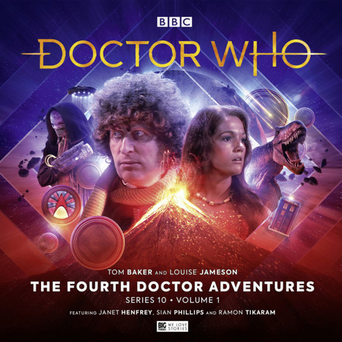 Doctor Who: 4th Doctor (Tom Baker) Stories: 10A Box Set -  A Big Finish Audio Drama