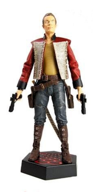 TORCHOOD 5 inch Action Figure - CAPTAIN JOHN HART (James Marsters)