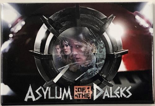 Doctor Who Episode Magnet - ASYLUM OF THE DALEKS