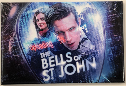 Doctor Who Episode Magnet - BELLS OF SAINT JOHN