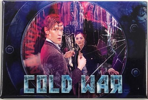 Doctor Who Episode Magnet - COLD WAR