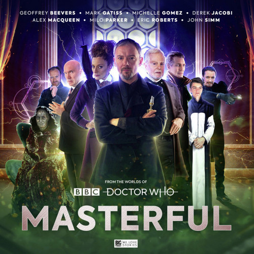Doctor Who: MASTERFUL (Standard Edition) - Big Finish Special Audio CD