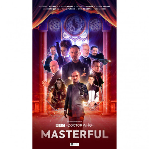 Doctor Who: MASTERFUL (Limited Edition) - Big Finish Special Audio CD