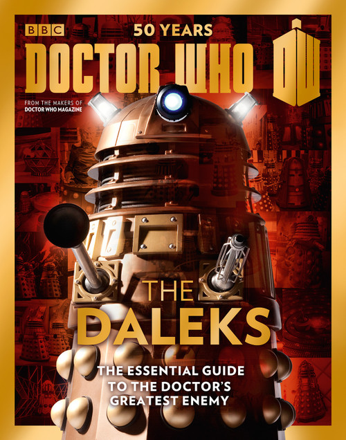 Doctor Who Magazine 50 Years Special - Issue #1 - THE DALEKS