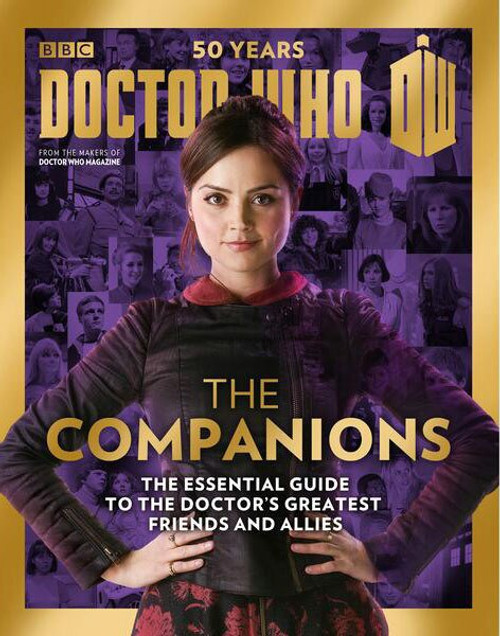 Doctor Who Magazine 50 Years Special - Issue #2 - THE COMPANIONS