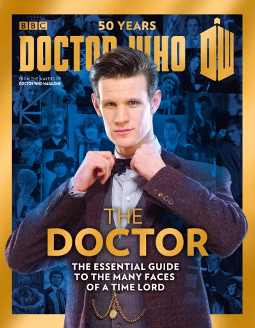 Doctor Who Magazine 50 Years Special - Issue #3 - THE DOCTORS
