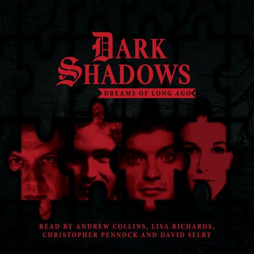 Dark Shadows: DREAMS OF LONG AGO - Short Stories Audio CD #4 from Big Finish