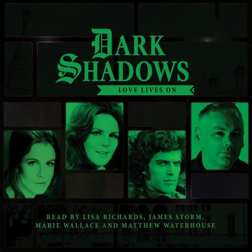 Dark Shadows: LOVES LIVES ON - Short Stories Audio CD #5 from Big Finish