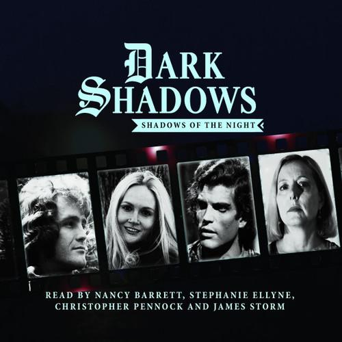 Dark Shadows: SHADOWS OF THE NIGHT - Short Stories Audio CD #6 from Big Finish